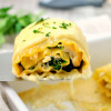 Turkey Spinach Lasagna Rolls – Use Your Leftovers