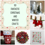 50 Fantastic Christmas and Winter Craft Ideas
