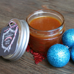 Guest Blogger: Salted Caramel Sauce