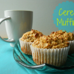 Guest Blogger: Cereal Muffins