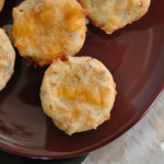 Holiday Baking: Bacon Chile Cornbread Mini Muffins
