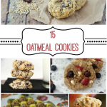 15 Oatmeal Cookie Recipes