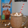S'Mores Chocolate Smoothie with #TruMoo