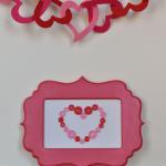 Valentine's Day Button Art