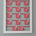 Flashback Post - Valentine's Day Countdown Calendar