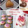 25 Delicious Valentine's Day Desserts