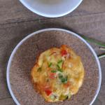 Spaghetti Squash Egg Muffins