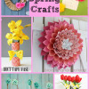 30 Spring Craft Ideas