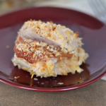 Prosciutto and Poppy Seed Chicken