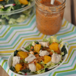 Gluten Free Chicken and Kale Salad
