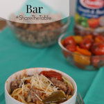 Make Your Own Pasta Bar #ShareTheTable