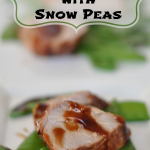 Hoisin Pork with Snow Peas