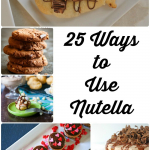 25 Ways to Use Nutella