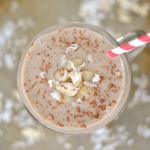 Almond Coconut Milkshake
