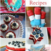 25 Red, White and Blue Recipes