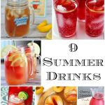 Nine Tasty Summer Drinks