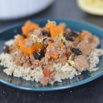 Sweet Potato and Turkey One Pot Recipe
