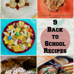 9 Back to School Lunchbox Ideas