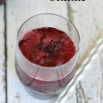 Red Wine Slushies