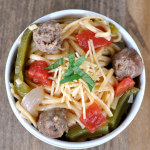 Sausage and Pepper One Pot Pasta Recipe