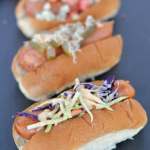 Time to #StartYourGrill with 3 Sausage Recipes