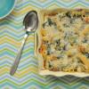 Spinach Artichoke Pasta Bake