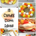 13 Candy Corn Ideas
