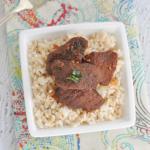 Balsamic Braised Beef