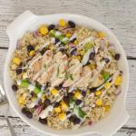 Margarita Chicken Rice Bowl