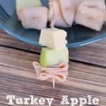 Turkey, Apple and Brie Bites