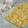 Thanksgiving Quinoa Stuffing with Pancetta