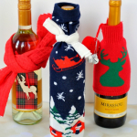 3 Easy Ways to Wrap Wine Bottles