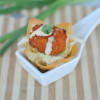 General Tso's Wonton Cups