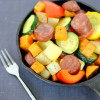 Paleo Sausage and Peppers