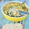Triple Cheese Kale Dip Challenge