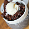 Slow Cooker Chocolate Lava Cake