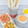 Jalapeno Kale Dip for Cinco de Mayo