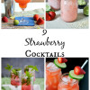 9 Refreshing Strawberry Cocktails