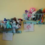 Kids Room Stuffed Animal Organization