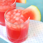 Watermelon Crush - A Vodka Sprite Cocktail