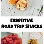 Essential Road Trip Snacks