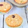Cinnamon Muesli Muffins