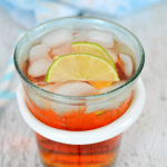 Strawberry Aperol Spritz