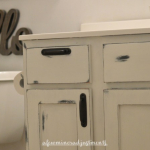 Vanity Makeover - Chalk Paint by Annie Sloan