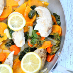 One Pot Chicken and Kale