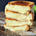 Apple & Gouda Grilled Cheese