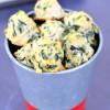 Paleo Chicken Spinach Meatballs