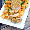Roasted Pork Tenderloin with Root Vegetables