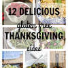 12 Delicious Gluten Free Thanksgiving Side Dishes