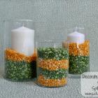 Easy Decorating - Split Pea Spring Decor